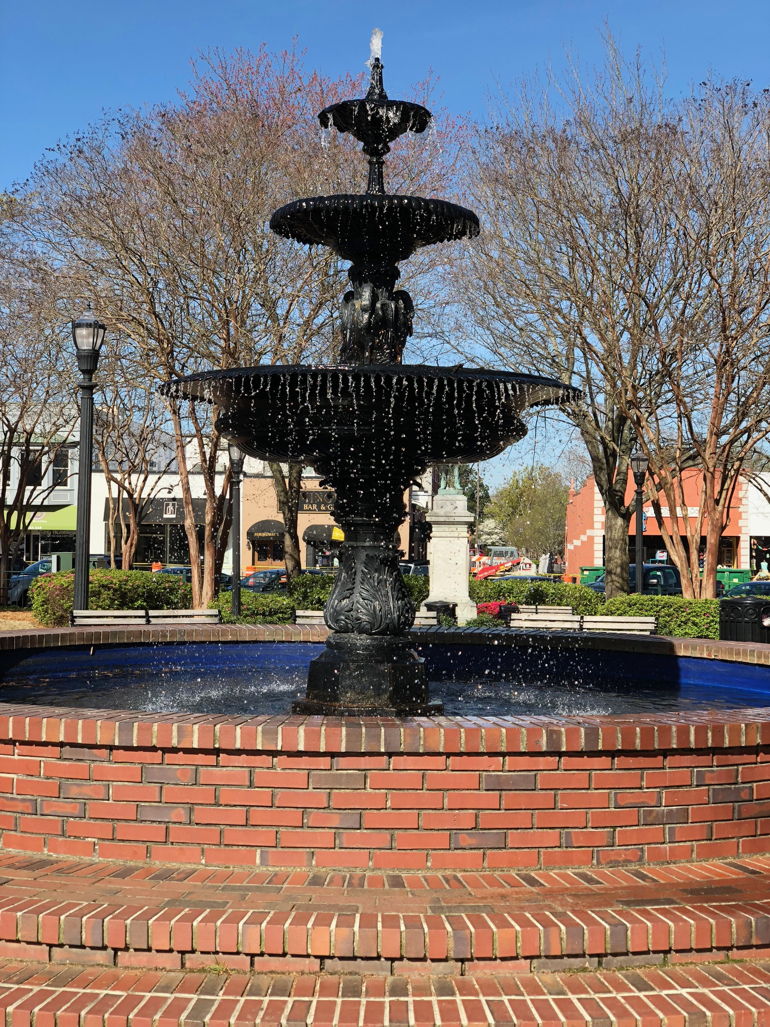 Downtown Marietta does know how to bring a beautiful Easter.