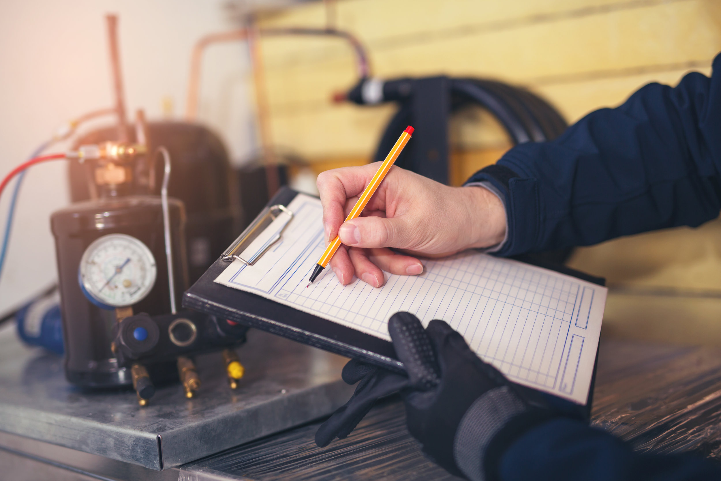 Home Warranty and Your HVAC