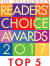 2017 Oklahoman Readers' Choice Top 5
