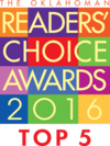 2016 Oklahoman Readers' Choice Top 5