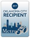 2017 Metro 50 Recipient