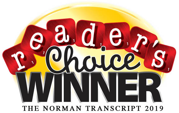 2019 Norman Transcript Reader's Choice Winner