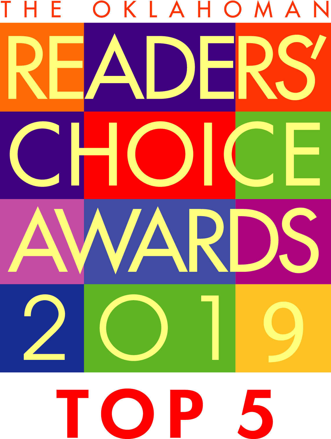 2019 Oklahoman Readers' Choice Top 5