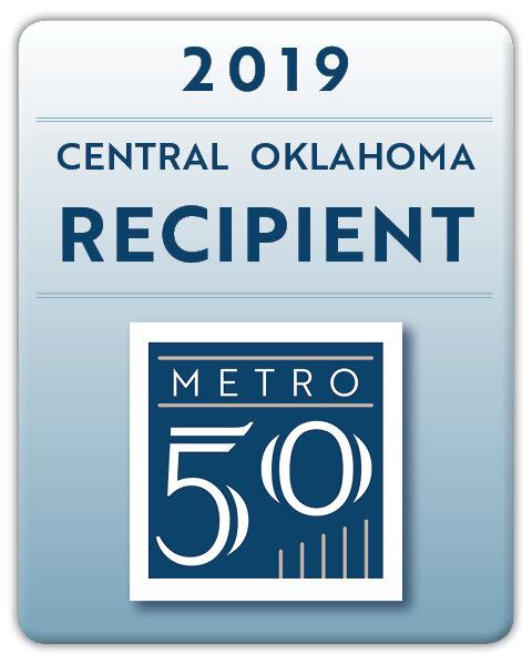 2019 Metro 50 Recipient