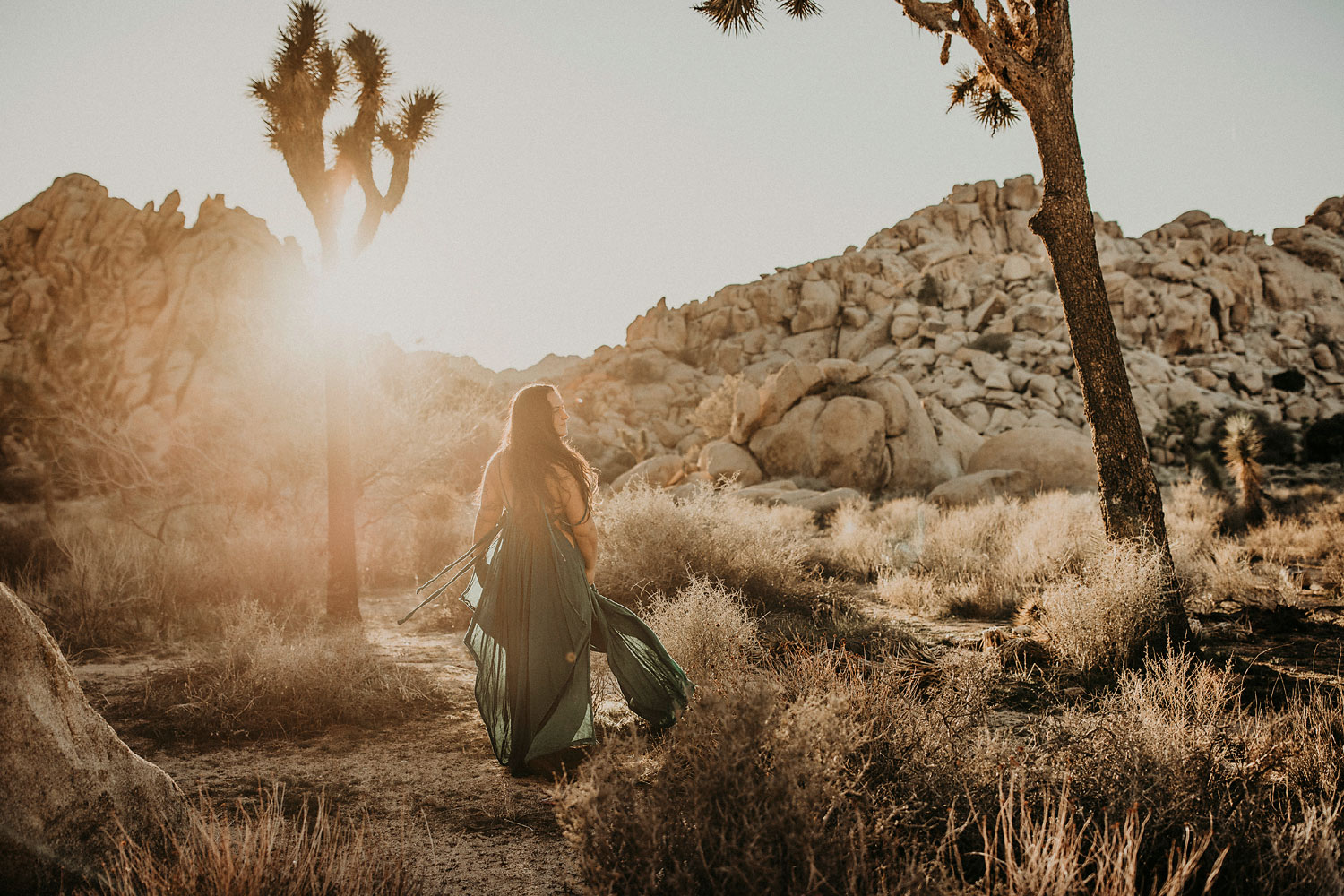 EXPLORING JOSHUA TREE - PERSONAL TRAVELS