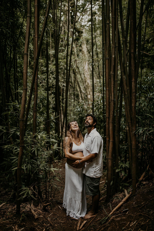 Oahu Hawaii Maternity Photographer Waterfall Maternity The Sophia Co 14.jpg