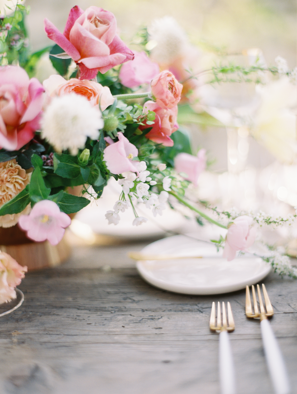 Flowers Table Design Styling Finding Flora Wedding Utah California