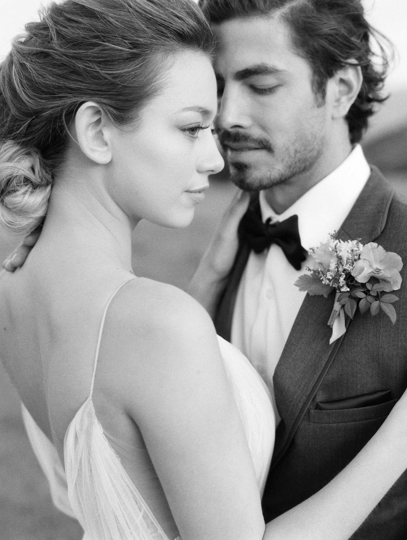 Bride and Groom Boutonniere Finding Flora Wedding Florist St. George Utah California