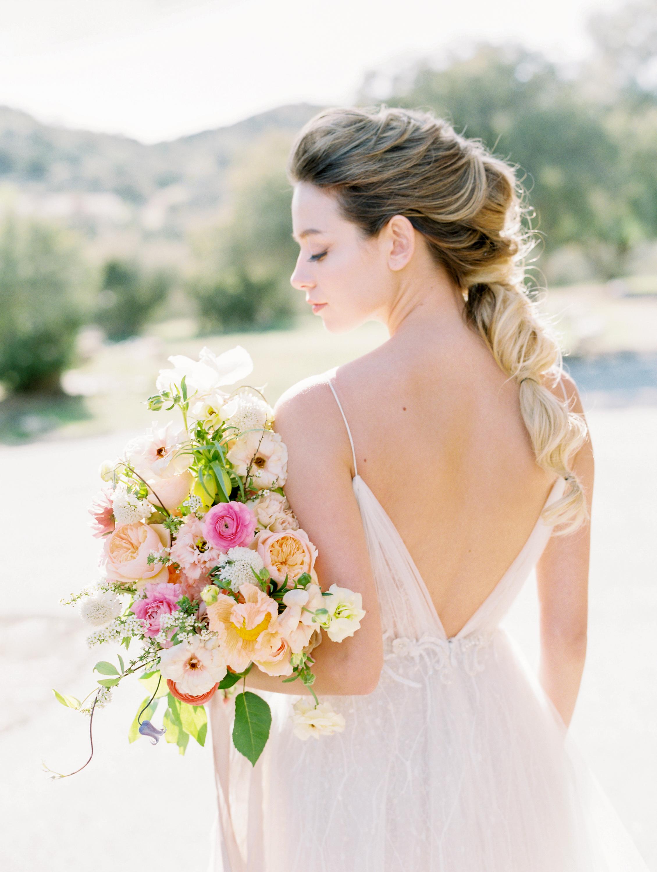 Spring Bridal Bouquet Wedding Ideas Finding Flora Florist