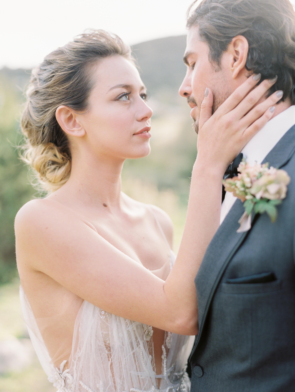 Romantic Luxury Wedding Finding Flora