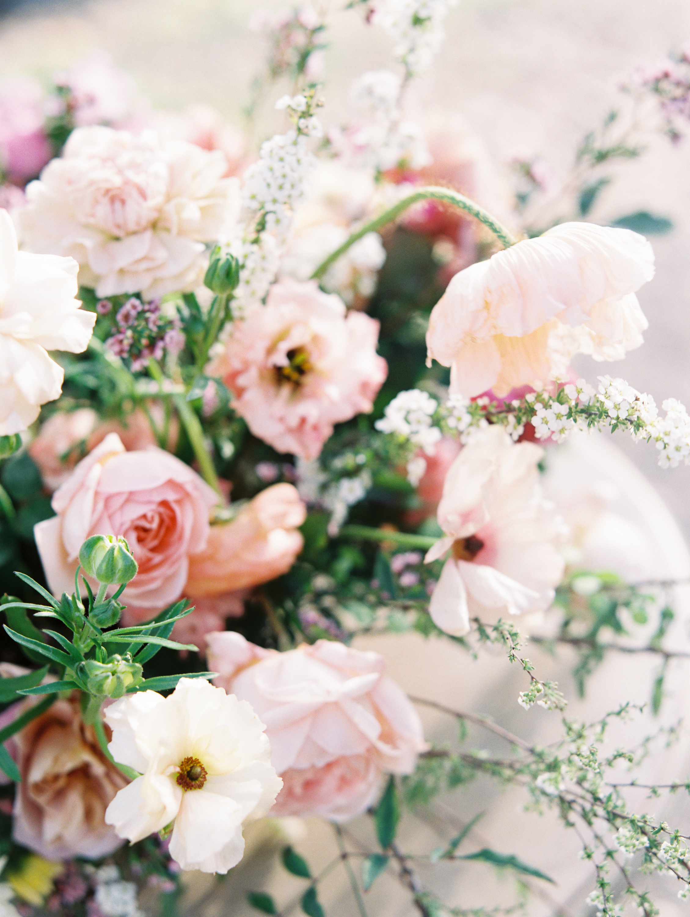 Luxurious Flowers by Finding Flora for Weddings