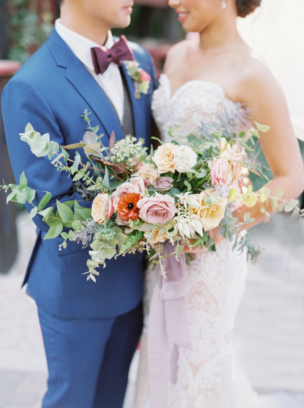 Bridal Bouquet by Megan Wise