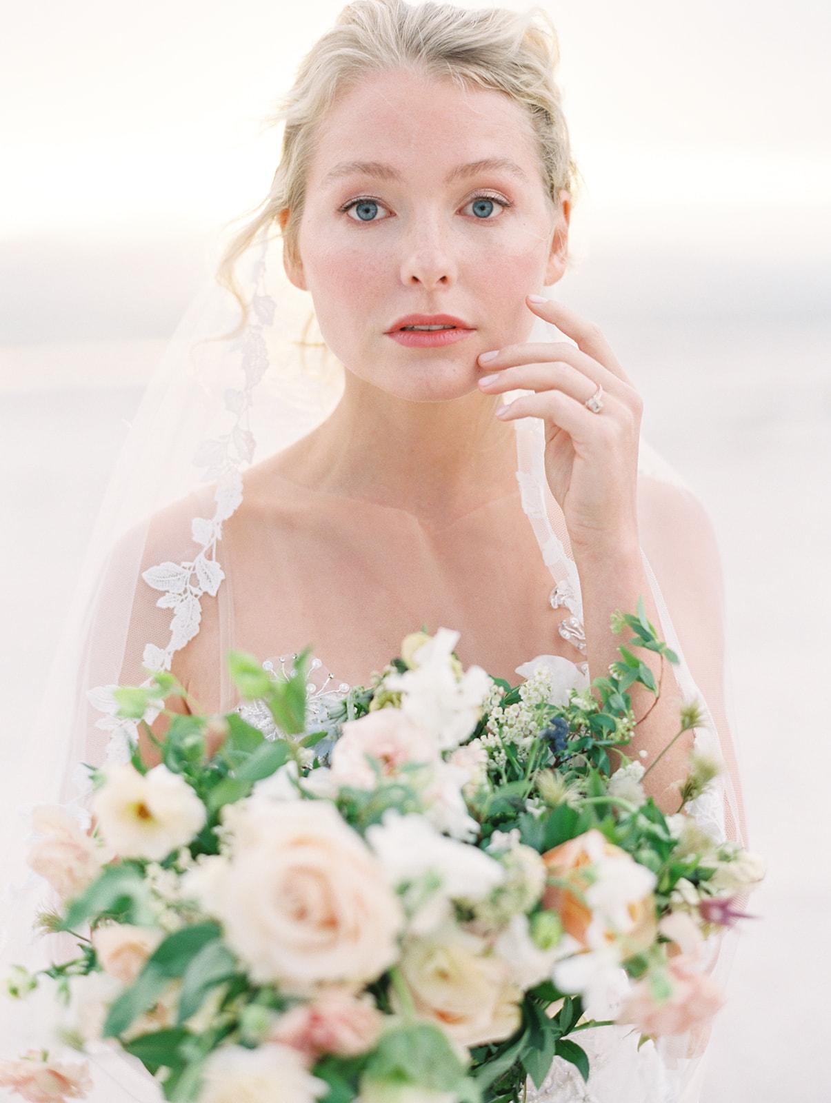 High end bridal inspiration