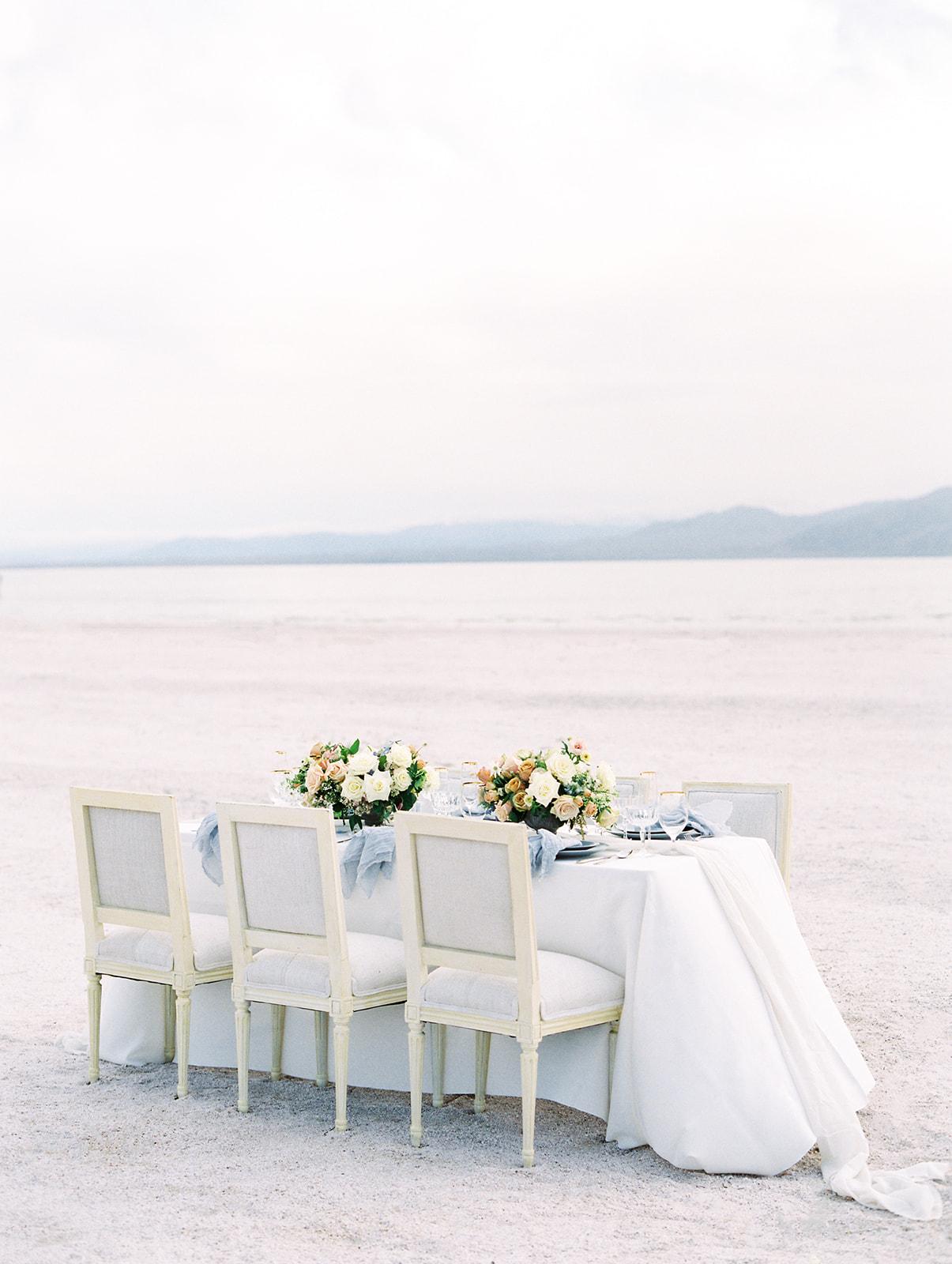 Dreamy Desert Wedding Inspiration