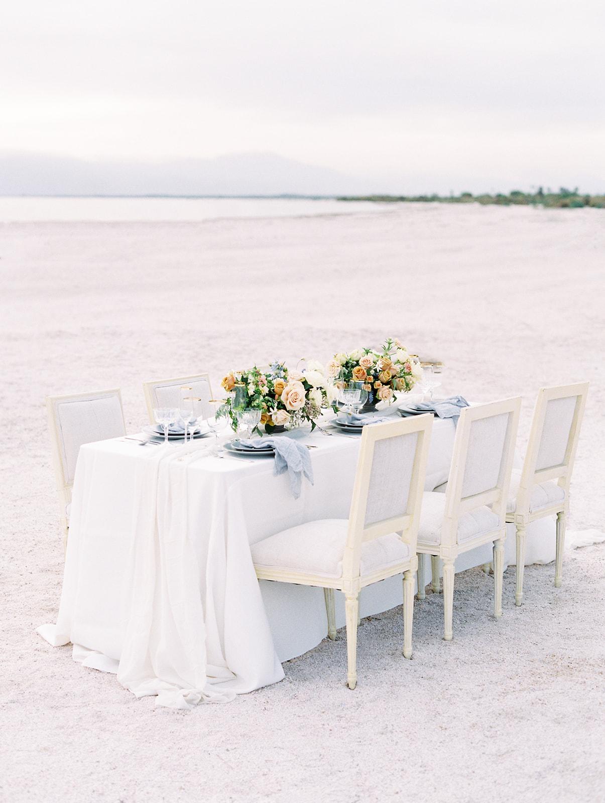 Luxurious fine art wedding inspiration