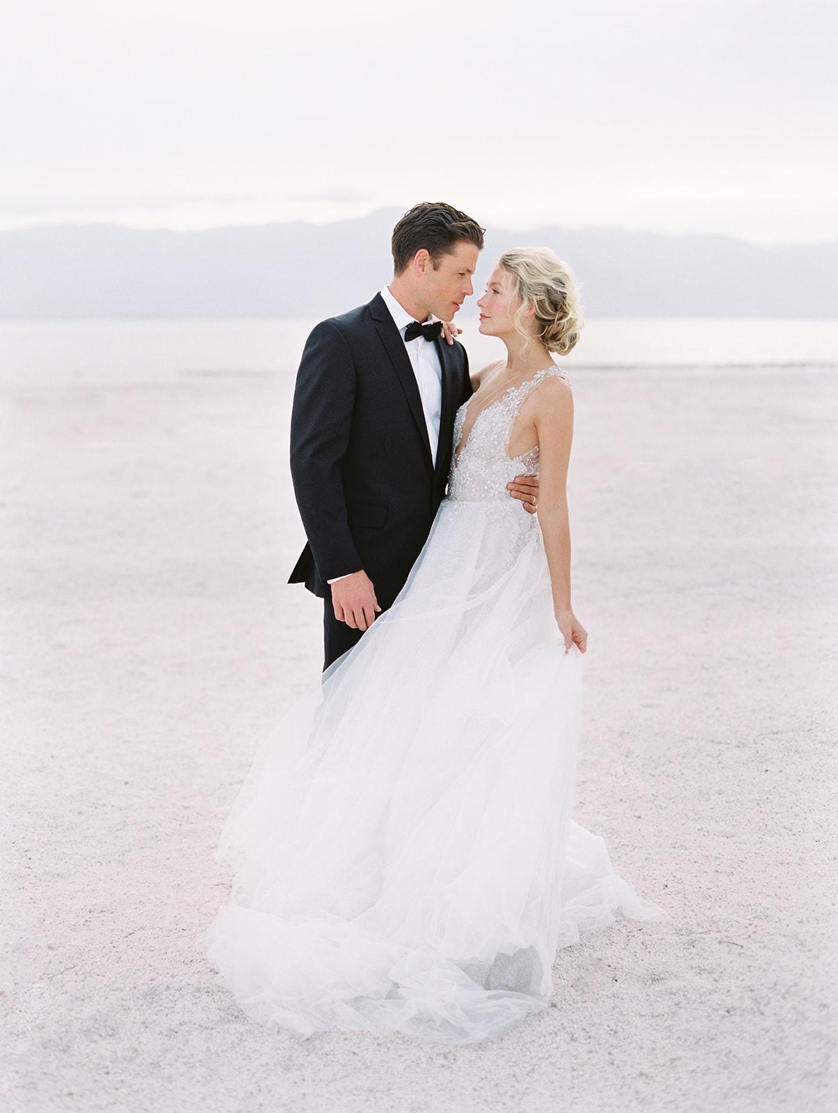 Fine art bridal inspiration