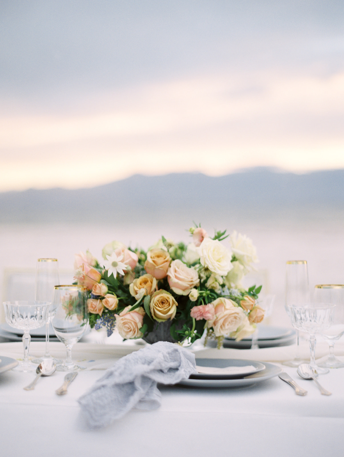 Luxury centerpieces by Finding Flora