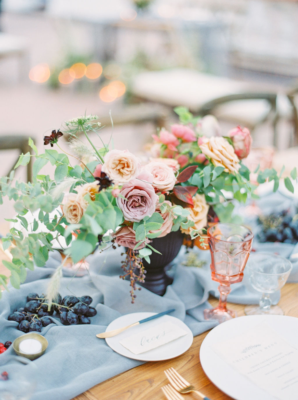 AUTUMNAL WEDDING IN CALIFORNIA