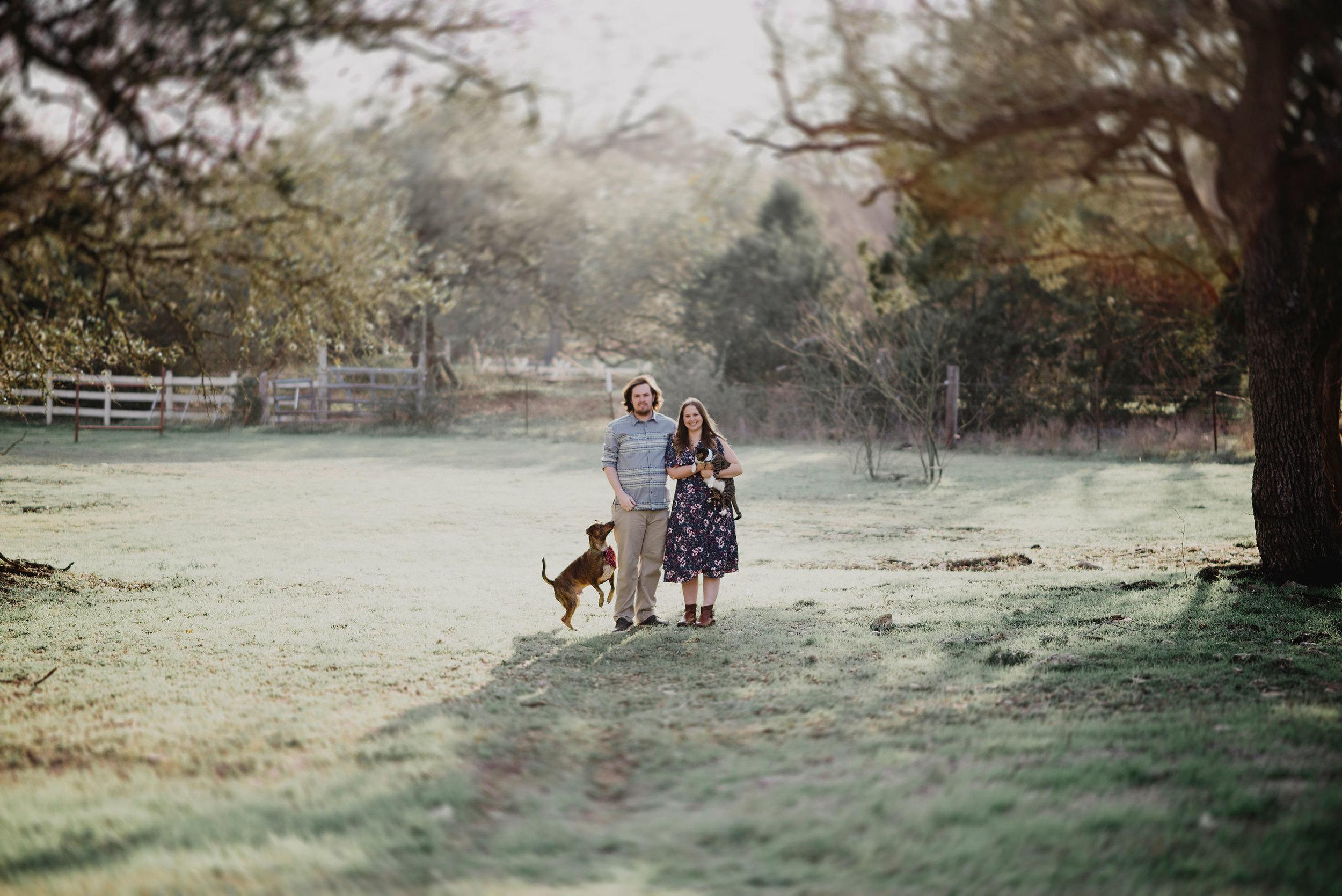 Austin Engagement Photographer Driftwood TX Natural Trendy Couple Engaged     004.jpg