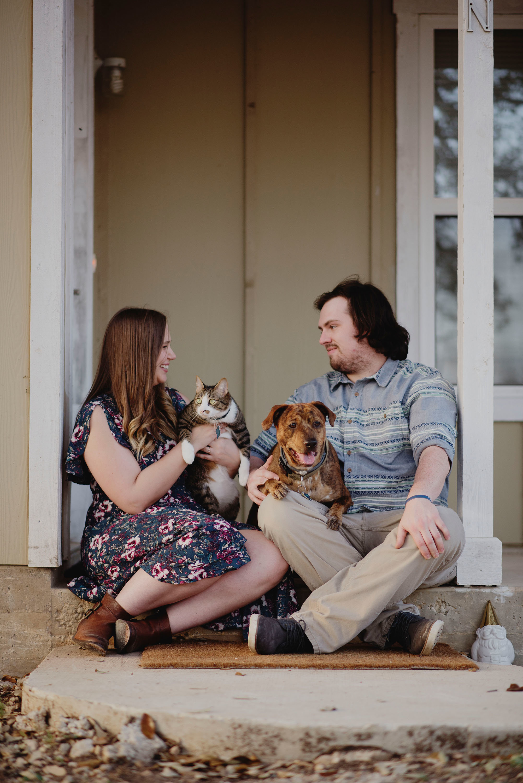 Austin Engagement Photographer Driftwood TX Natural Trendy Couple Engaged     069.jpg