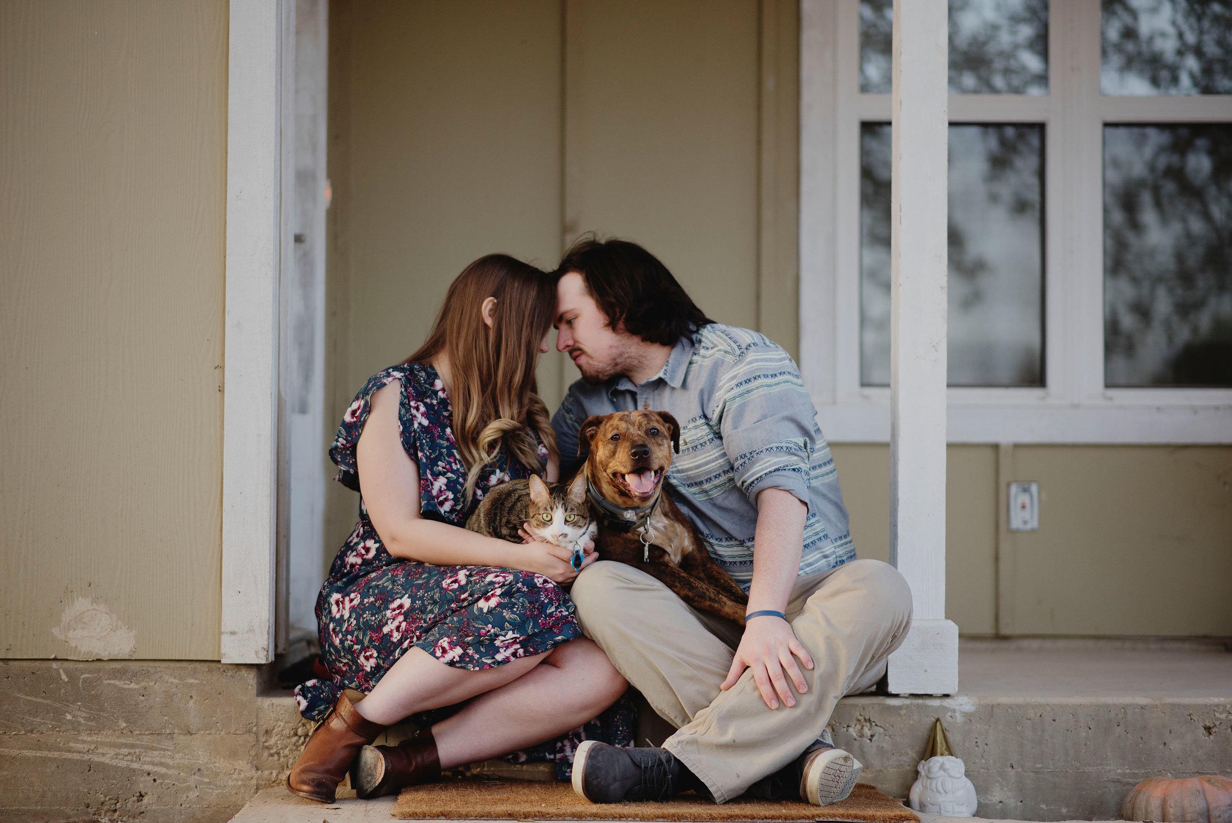 Austin Engagement Photographer Driftwood TX Natural Trendy Couple Engaged     073.jpg