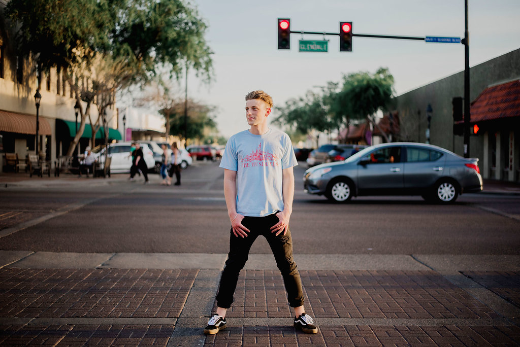 Austin Senior Photographer Downtown Glendale AZ Session Trendy Urban Senior Guy041.jpg