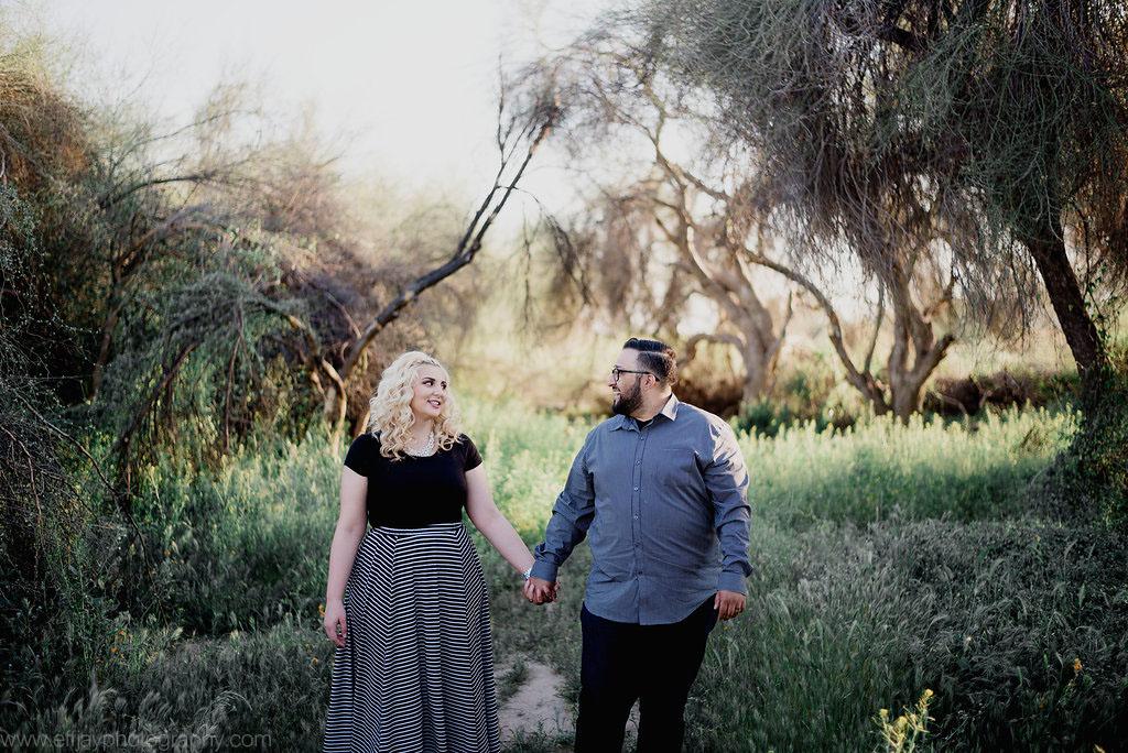 Austin Wedding Photographer Destination Arizona Desert Engagement Session001.jpg