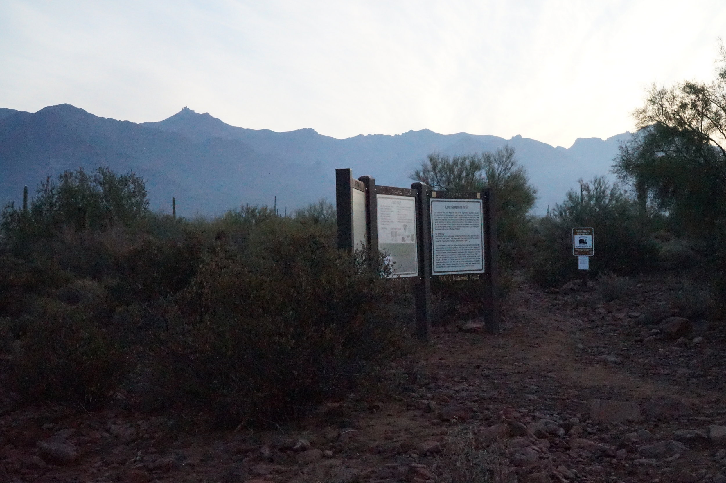 Start of Trailhead - Vicki Ferguson.JPG