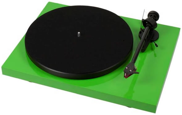 Pro-Ject Turntables and home record players - DJ FIX is an authorized service center for Pro-Ject.