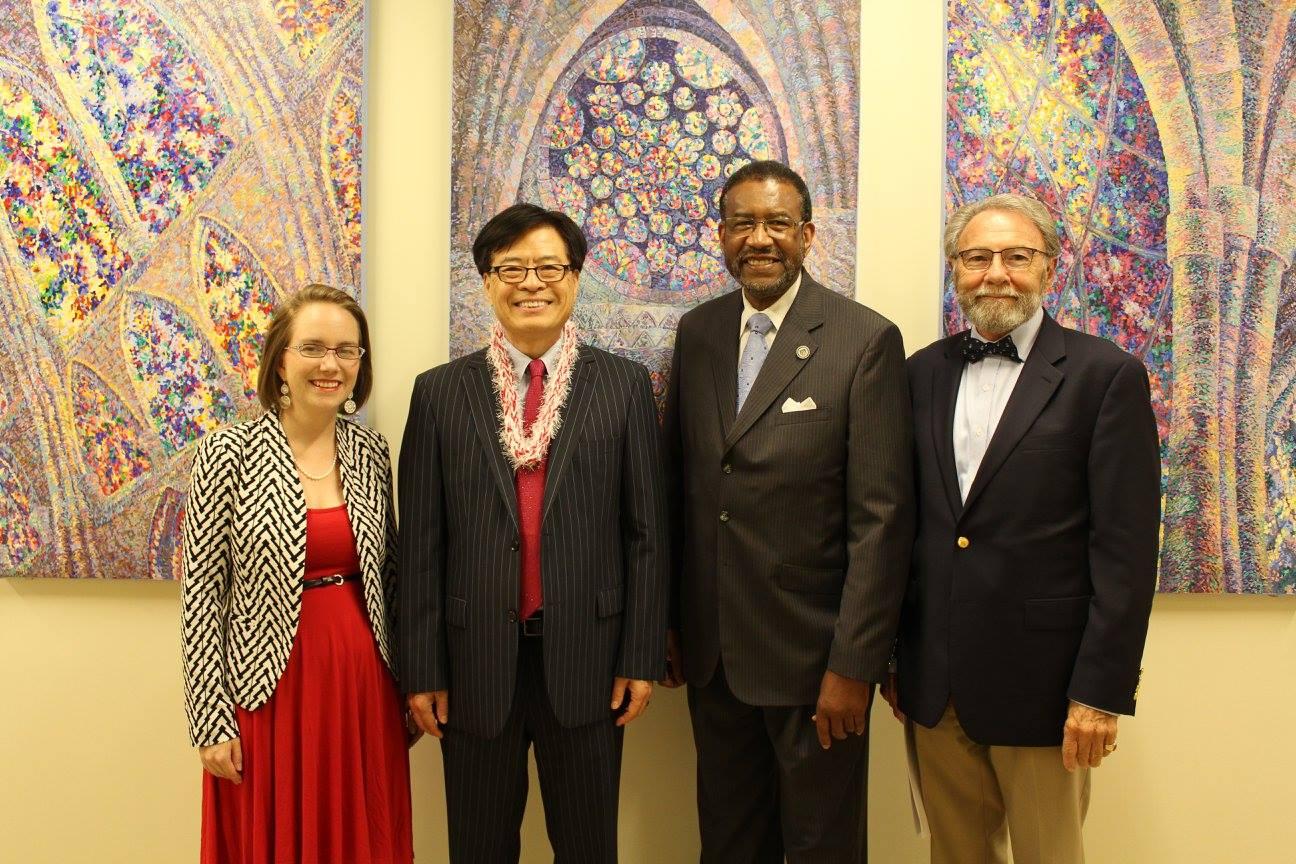2017 Boston University School of Theology Distinguished Alumni, Sept. 14, 2017