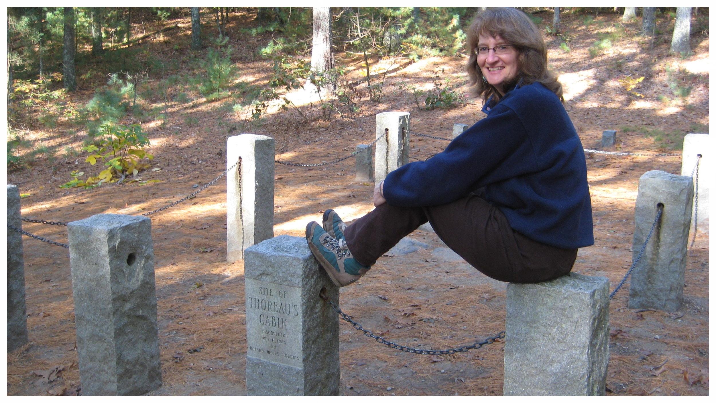Thoreau's cabin site 2.JPG