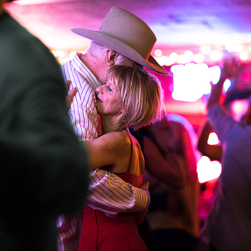 """There's something about dancing that just feels good."" - - AnnieThe Broken Spoke 