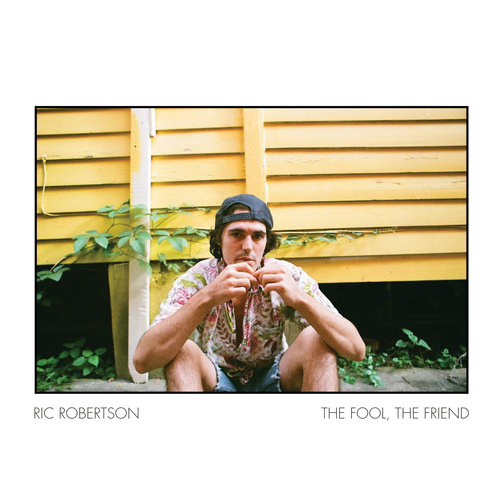 OFFBEAT MAGAZINE REVIEW:  Ric Robertson pairs well-crafted songs with an easy going vocal performance reminiscent of Paul Simon. The fact that  The Fool, The Friend  is Robertson's debut surely portends great things to come.