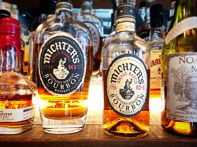 Michter's Distillery is hosting a happy hour with us tomorrow (7/12)! Global Brand Ambassador Joe Torres will be paying us a visit to pour some of Michter's fine American whiskies. Sip on $7 cocktails and enjoy casual conversations with Joe. #whiskey #michterswhiskey #happyhour #bourbon #whisky #thesaratogasf #tenderloinsf #sanfrancisco