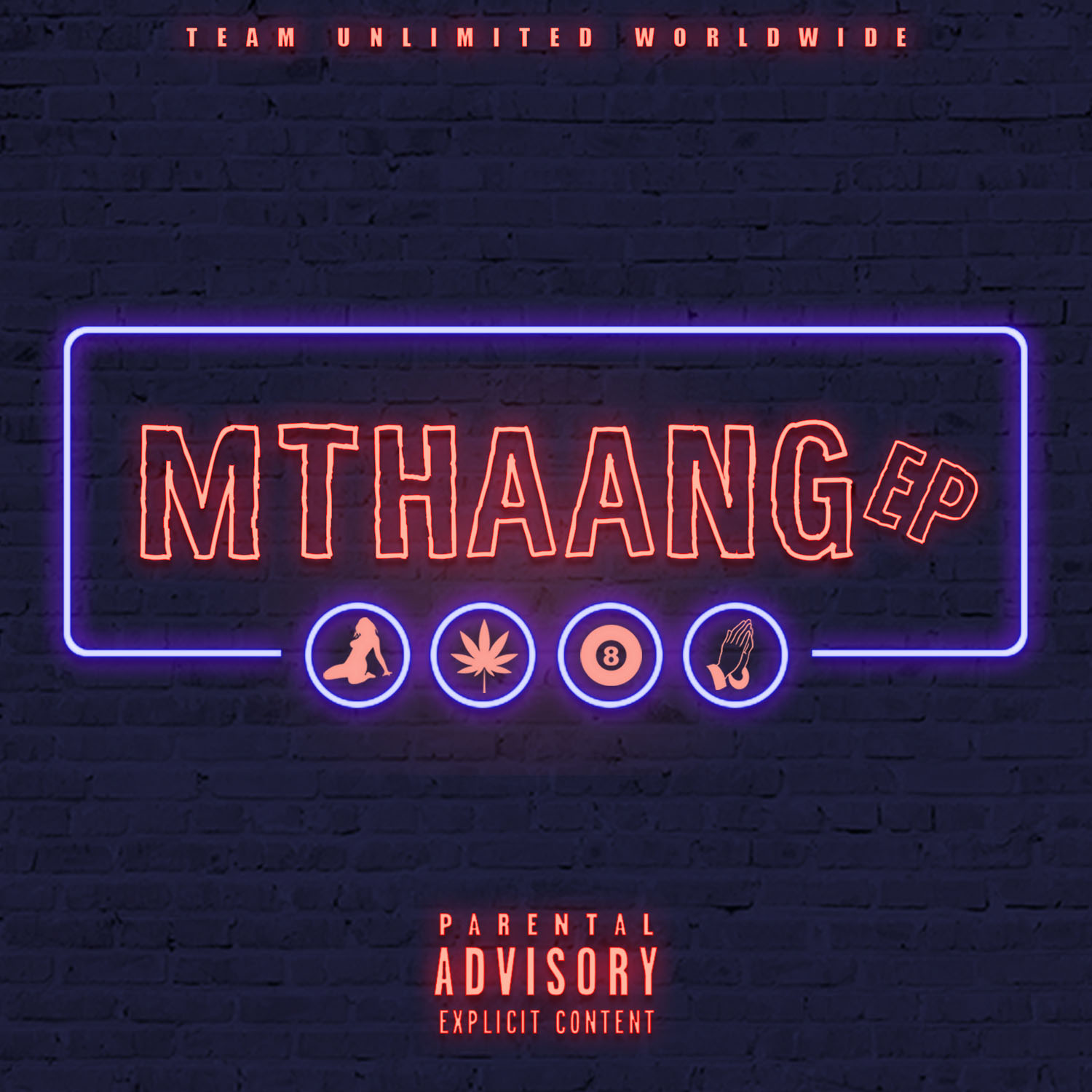 Mthaang EP - Written by MthanngMix & Mastered by Tre Wright Music