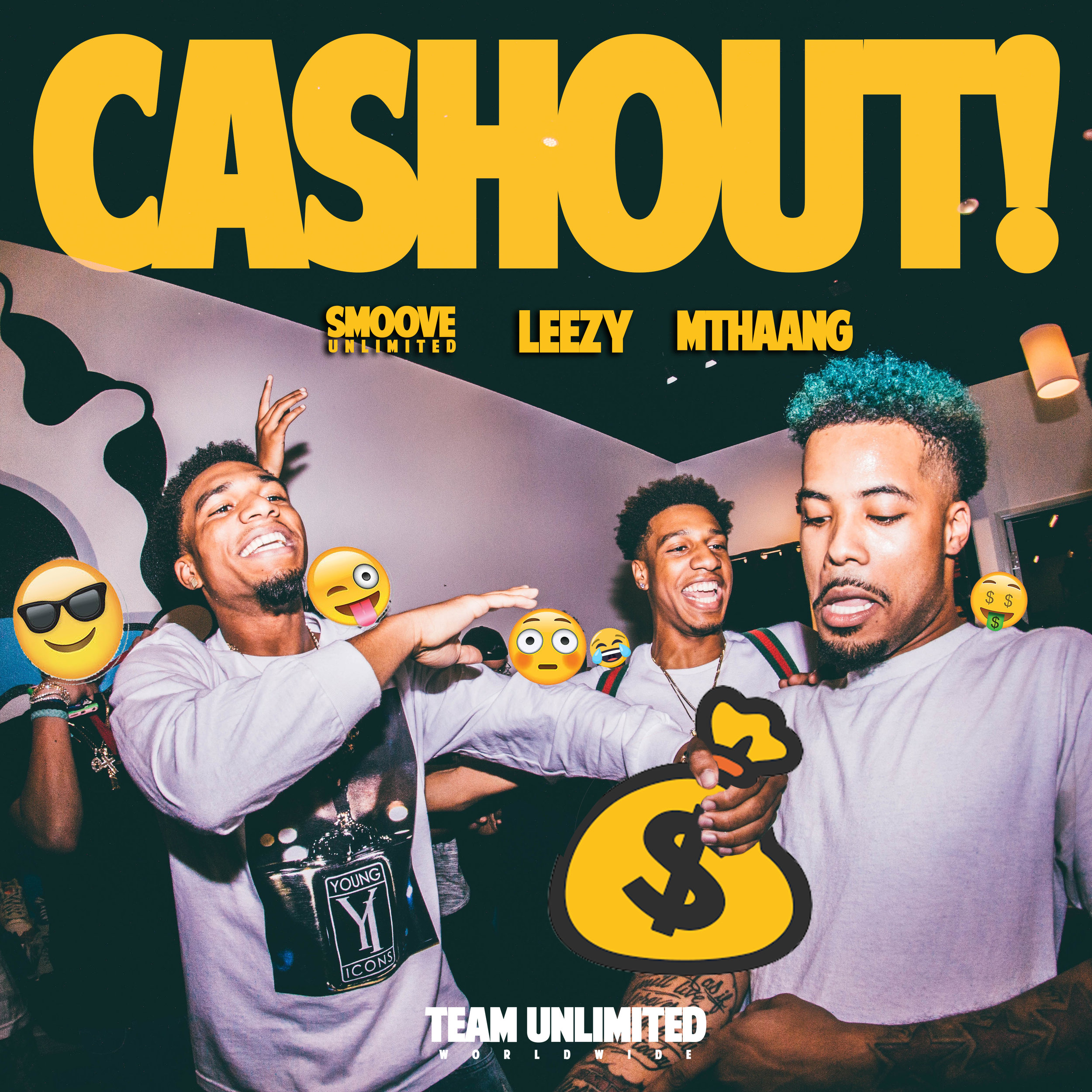 Cashout - by Team Unlimited