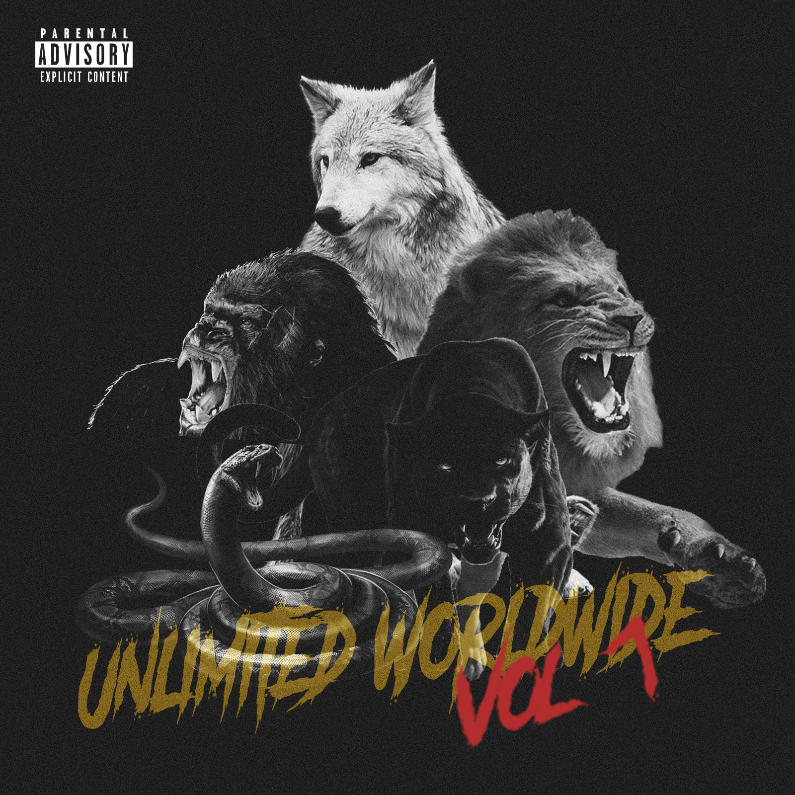 UNLIMITED WORLDWIDE VOL 1 - BY THE ARTIST OF TEAM UNLIMITED