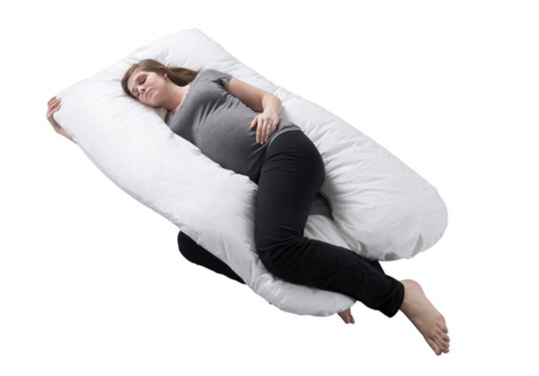 6. Pregnancy Pillow