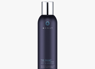 2. Dry Shampoo