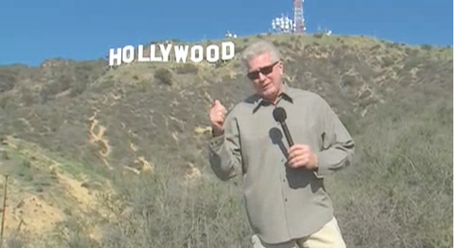 Photo: Still from  California's Gold  of host Huell Howser
