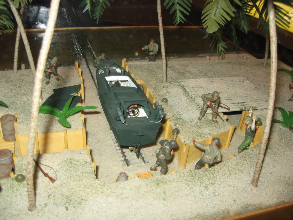 Sinyo Nest Diorama 1/35thscale. Photo 3 of 3.