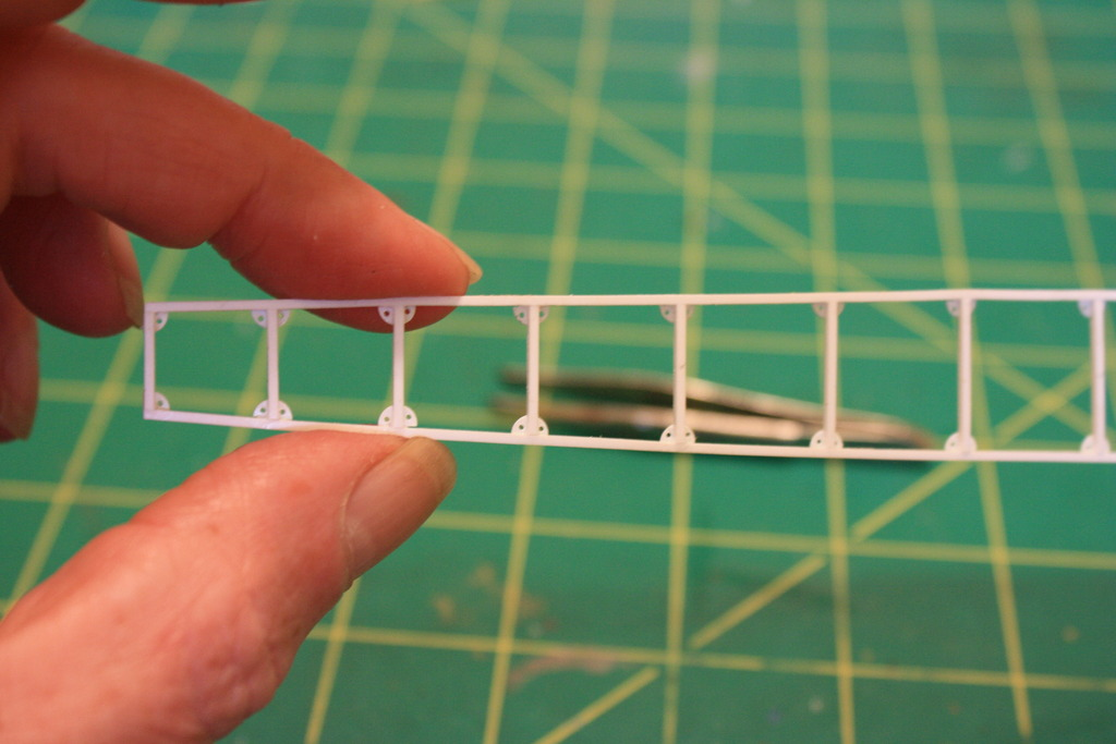 Voisin Hydroplane Scratch-build in-progress 1/32nd scale. Photo 3 of 5.