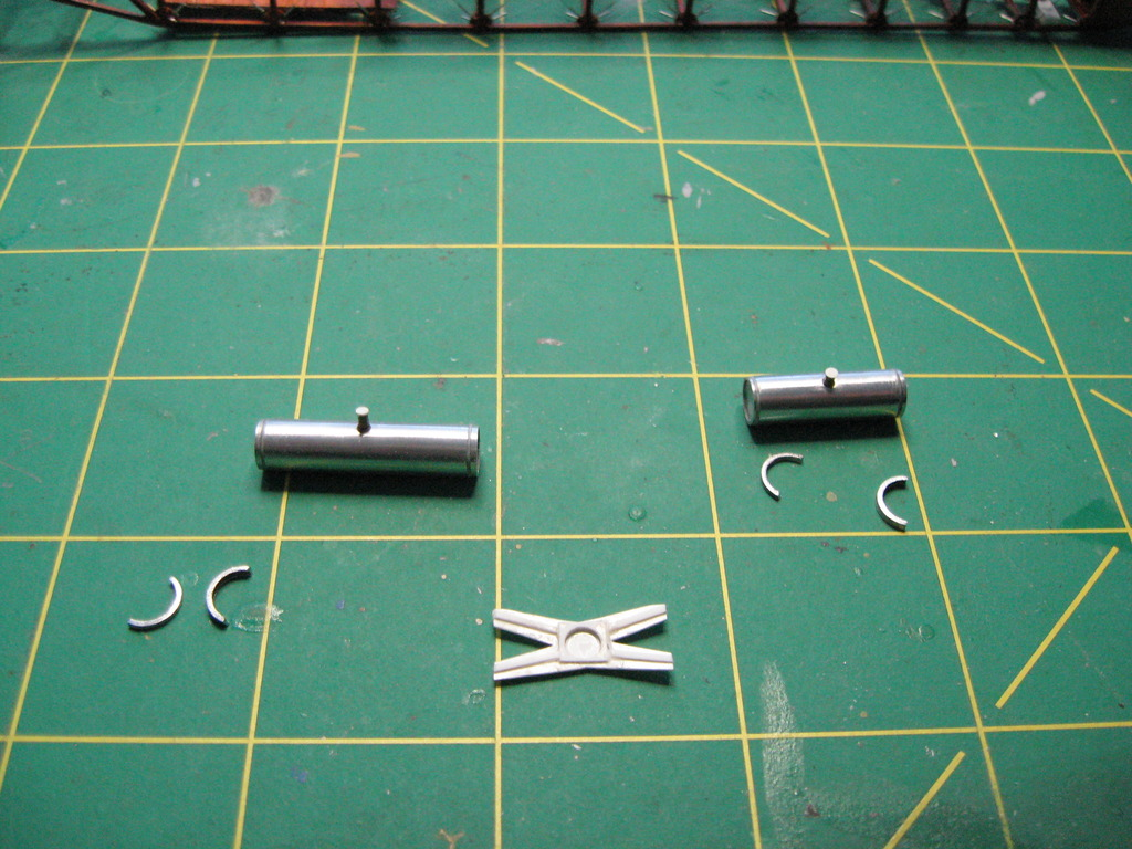 Voisin Hydroplane Scratch-build in-progress 1/32nd scale. Photo 5 of 5.