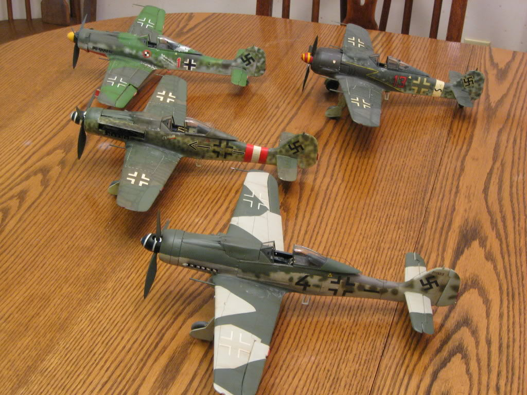 FW-190 Collection