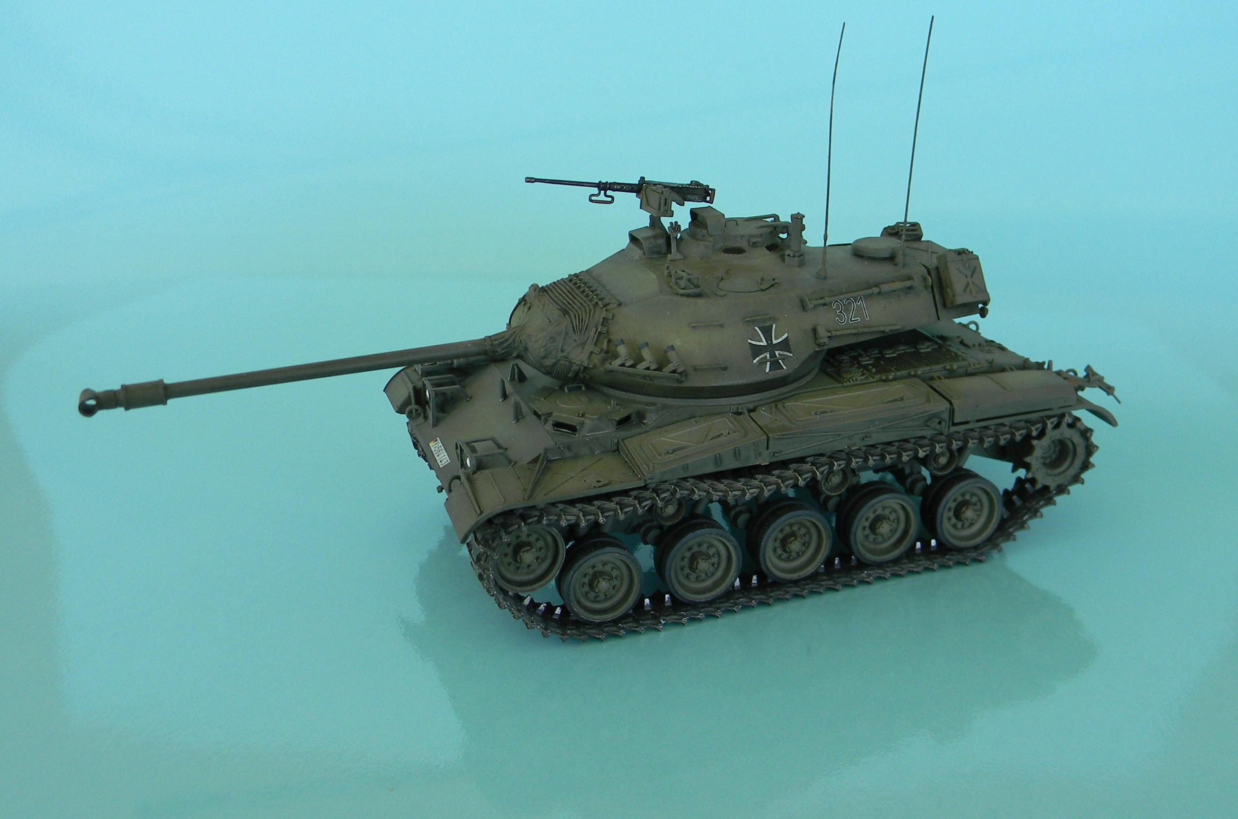 Tamiya M41 Walker Bulldog