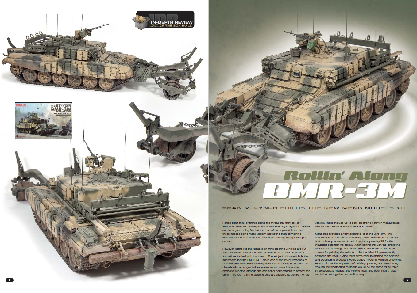 AFV Modeller 96, SEP/OCT 2017 sample pages