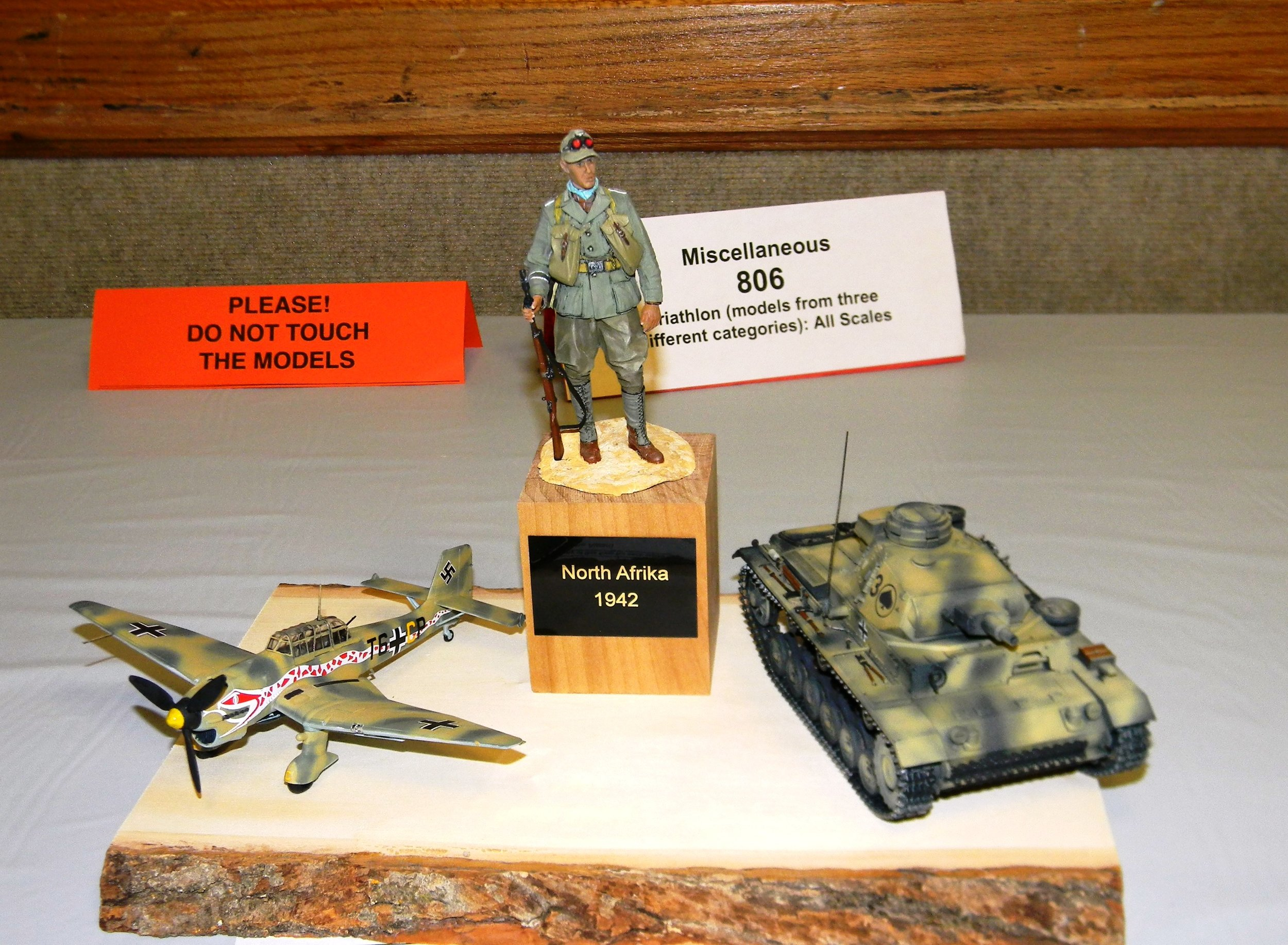 TED ANDREAS_GERMAN MILITARY IN NORTH AFRICA_TRIPLE PLAY, 1ST PLACE_SCALEFEST 2019 GRAPEVINE,TX_ 1 JUNE 2019.JPG