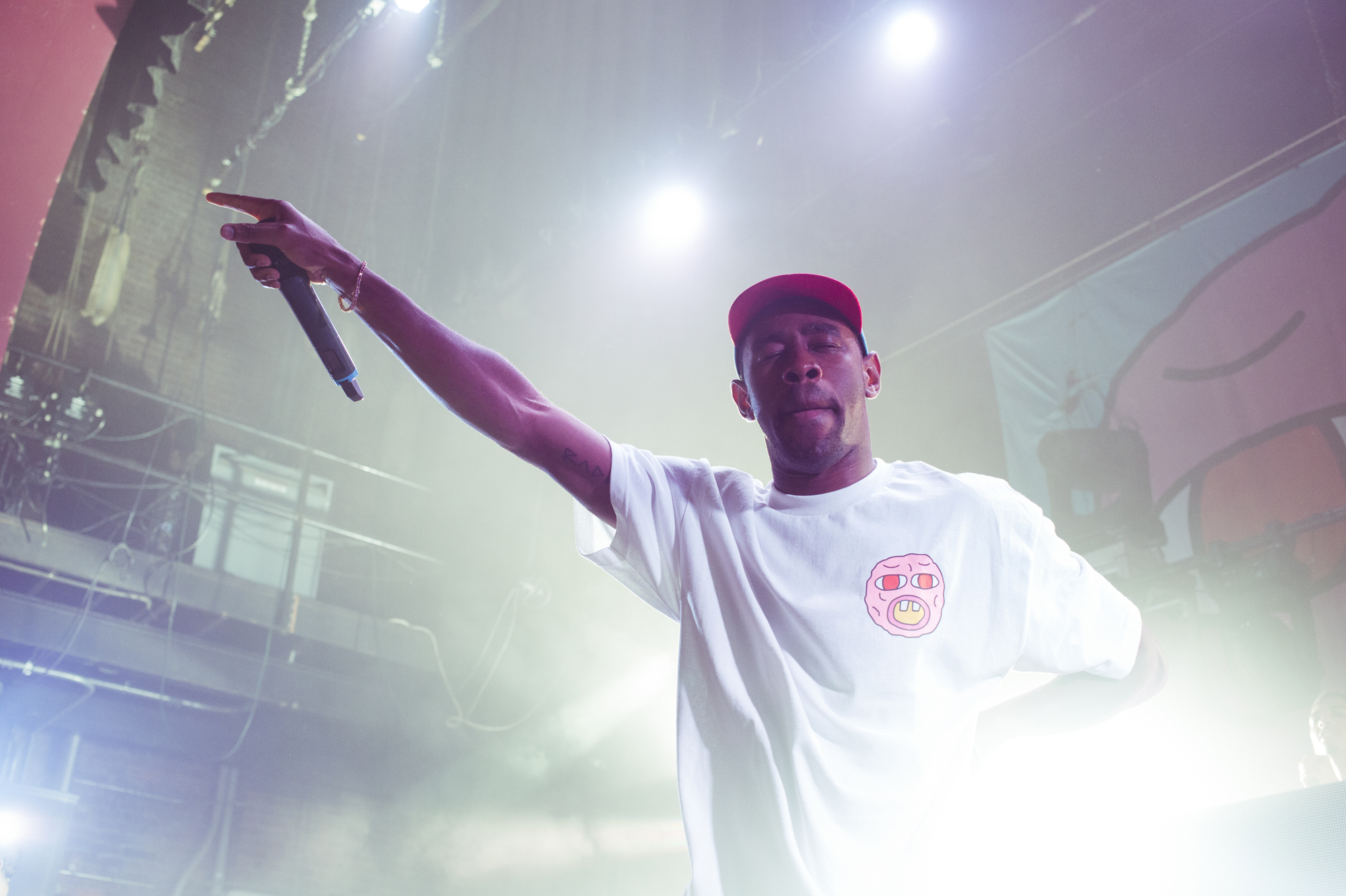 Tyler, the Creator :: June 2015