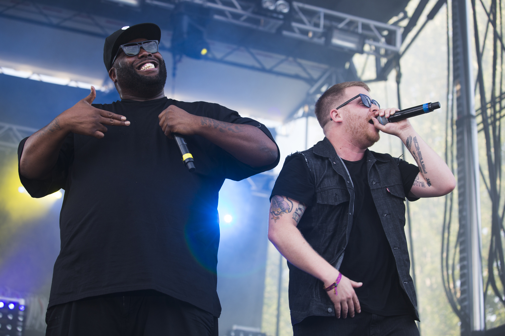 Run the Jewels :: July 2015
