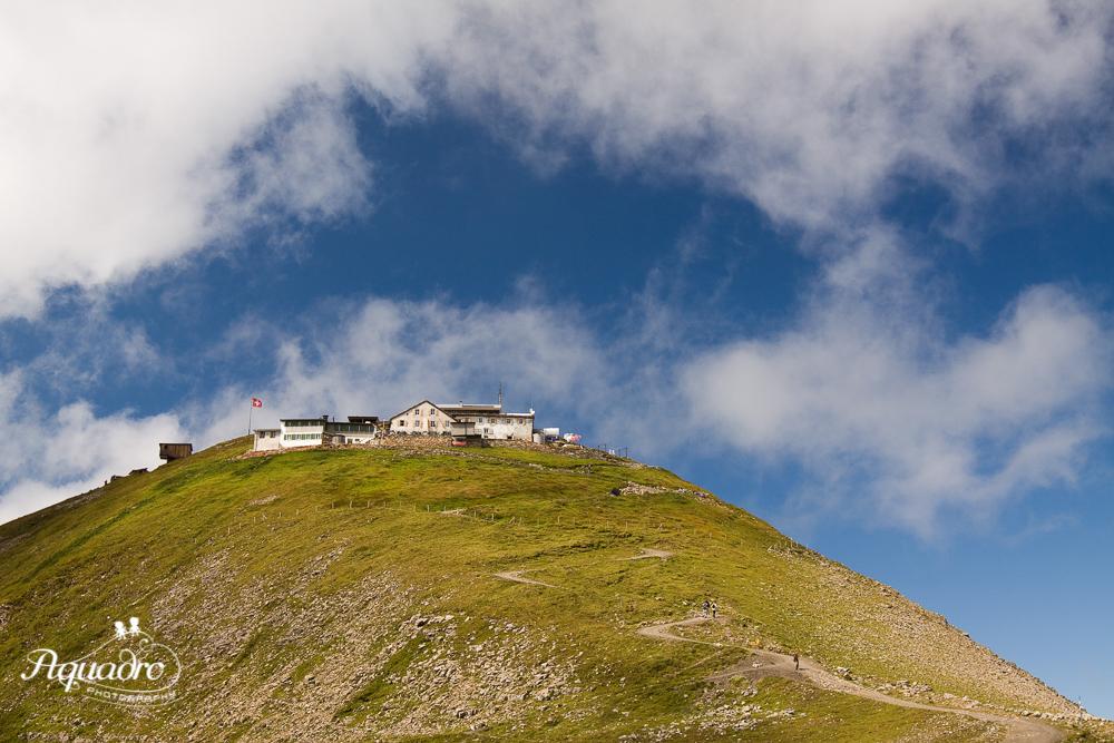 Faulhorn in Switzerland
